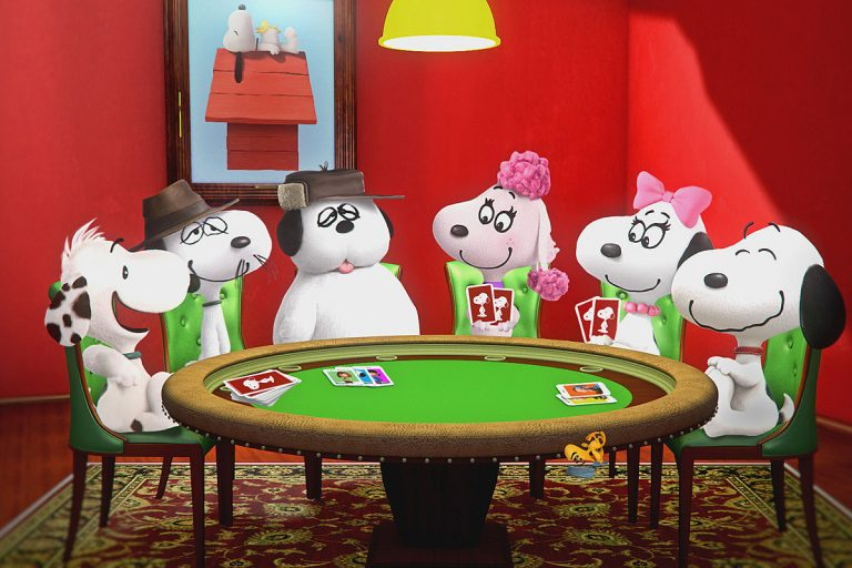 The Peanuts Movie promo