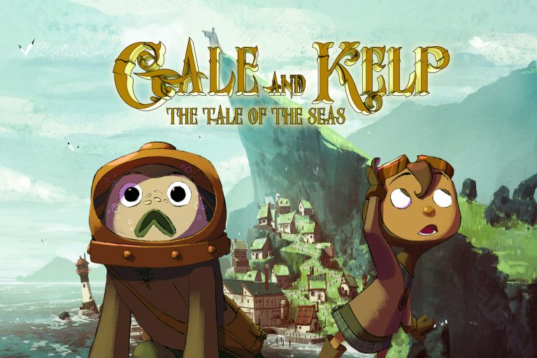 Gale and Kelp – The Tale of The Seas
