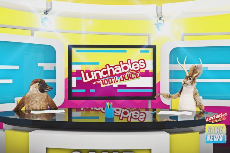 Cartoon Network Lunchables promo campaign